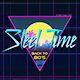 Steel Time – Retro 80s Logo Reveal - VideoHive Item for Sale