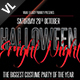 Halloween Fright Night Poster / Flyer V03 - GraphicRiver Item for Sale