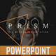 Prism Powerpoint Template - GraphicRiver Item for Sale