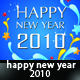 Happy New Year 2010 - GraphicRiver Item for Sale