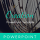 Creation Multipurpose PowerPoint Template - GraphicRiver Item for Sale