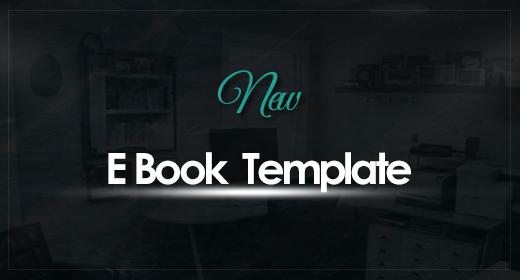 E Book Template
