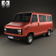 Fiat Ducato Passenger Van 1981