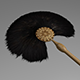 Ancient fan - 3DOcean Item for Sale