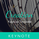 Creation Multipurpose Keynote Template - GraphicRiver Item for Sale
