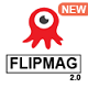 Flip Mag - Viral WordPress News Magazine/Blog Theme