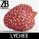 Lychee 005 - 3DOcean Item for Sale