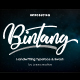 Bintang Font - GraphicRiver Item for Sale