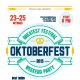 Oktoberfest Festival Poster Template - GraphicRiver Item for Sale