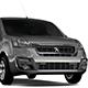Peugeot Partner Van L1 2slidedoors 2017