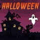 3 Cartoon Halloween Backgrounds