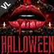 Halloween Horror Party Poster / Flyer V01 - GraphicRiver Item for Sale