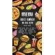 Fast Food Restaurant Vector Menu - GraphicRiver Item for Sale