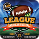 American Football Flyer Templates
