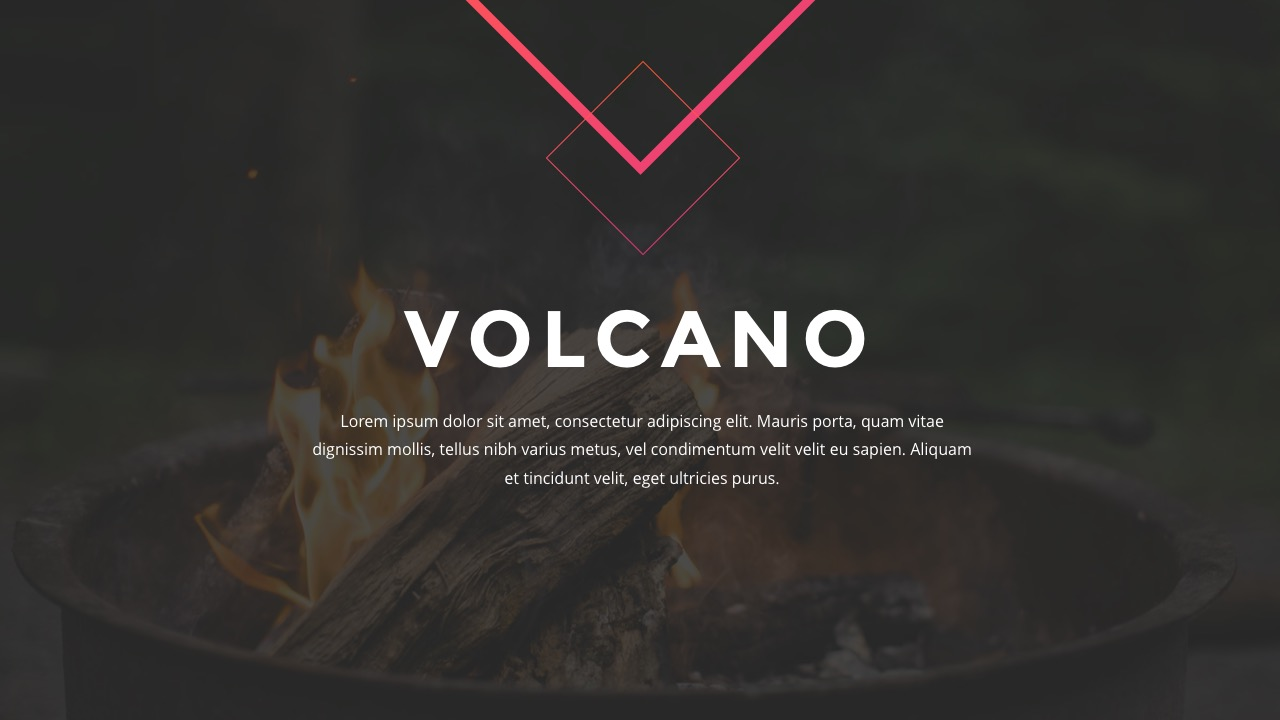 Volcano pitch deck powerpoint template by suavedigital graphicriver powerpoint templates screenshotsslide01g toneelgroepblik Images