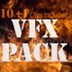 VFX Pack - Fire, Smoke, Explosion, Sparks, Glass - VideoHive Item for Sale