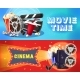 Bright Cinema Horizontal Banners