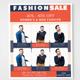 Fashion Sales Flyer - GraphicRiver Item for Sale