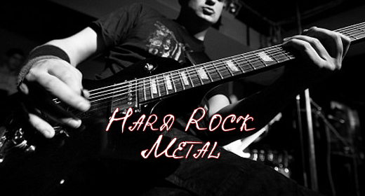 Hard Rock - Metal