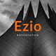 Ezio Creative Keynote Template