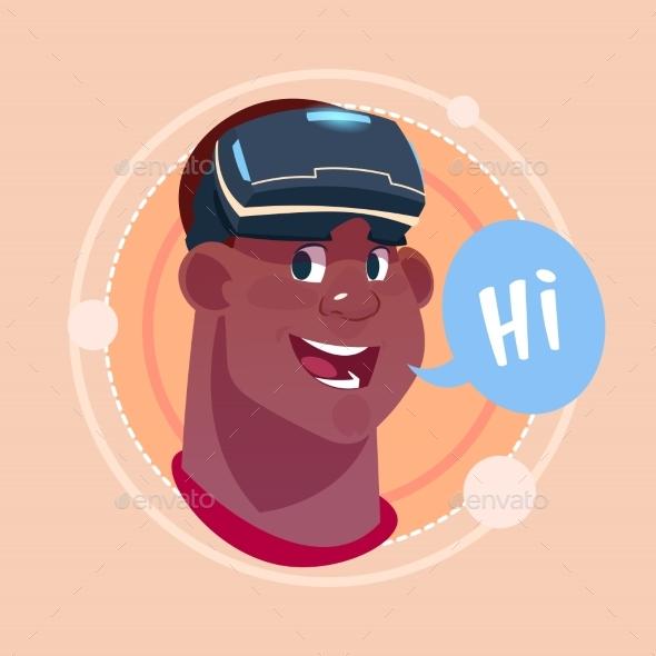 GraphicRiver Male Emoji Wearing 3d 20588559