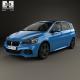BMW 2 Series Gran Tourer (F46) M Sport Package 2015