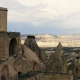 Cappadocia Landspace under the Dark Clouds - VideoHive Item for Sale