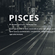 Pisces Clean PowerPoint Template