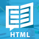 eCourse - Learning Management System, Online LMS HTML Template with Page Builder
