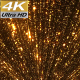 Rising Gold Particles 4K - VideoHive Item for Sale