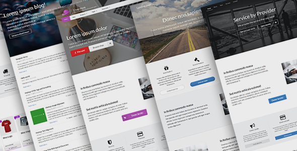 Chap - AMP Ready Multi-Purpose Theme - WordPress