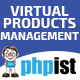 Prestashop Phpist Virtual Products Management Module