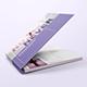 Spiral Hardbound Book With Folder Cover Mockups 02
