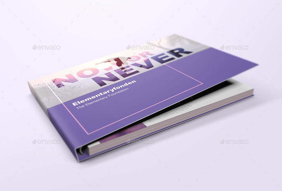 spiral hardbound book with folder cover mockups 02 by streetd