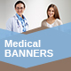 Medical & Health Care Banners