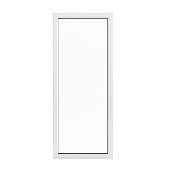 White Window (209.5 x 86.5 cm) - 3DOcean Item for Sale