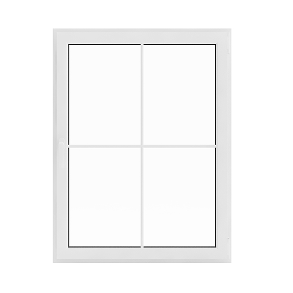 White Window (113.5 x 86.5 cm) - 3DOcean Item for Sale