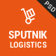 Sputnik Logistic Center -  PSD Template