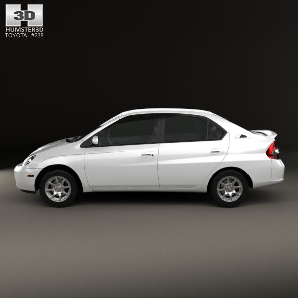 Toyota Prius 2000