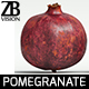 Pomegranate 002 - 3DOcean Item for Sale