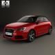 Audi A1 3-door 2015
