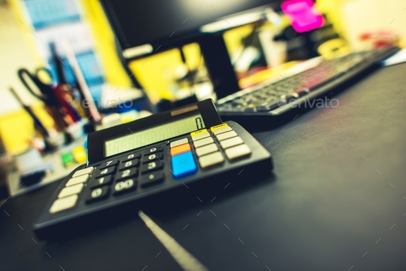 Office and Accounting Concept - Stock Photo - Images