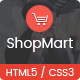 ShopMart - Electronic & Digital Store eCommerce HTML templates
