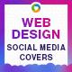 Web Design Social Media Pack