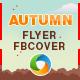 Autumn Fest Flyer+Facebook Cover