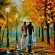Sentimental Autumn Piano