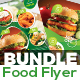 Food Flyer Template Bundle