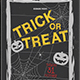 Trick or Treat Flyer - GraphicRiver Item for Sale