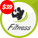 Fitness Care - WordPress Theme for Sports, Gym, Yoga & Fitness Centers - ThemeForest Item for Sale