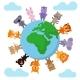 Baby Animals Walking Around Earth